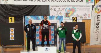 Miguel Angel Medina Orta en el cuarto lugar