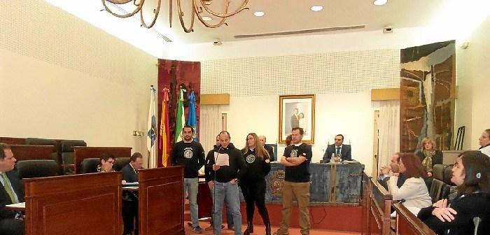 Pleno de la Diputación de Huelva mes de febrero (1)