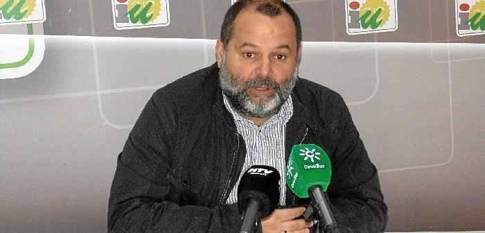 Rafael Sánchez Rufo, Coordinador Provincial IU Huelva