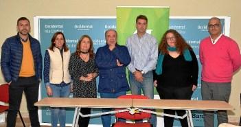 Rueda de Prensa entre andalucistas de Isla Cristina y Andalucía x Sí