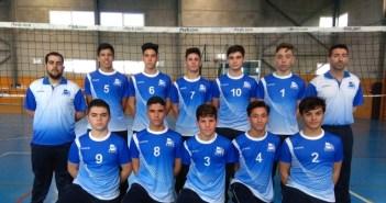 Selecciones cadetes de voleibol (2)