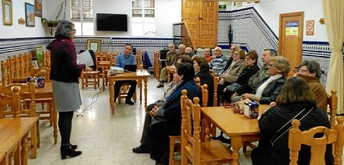 JORNADA SOCIOSANITARIA PARA MAYORES NIEBLA 2018
