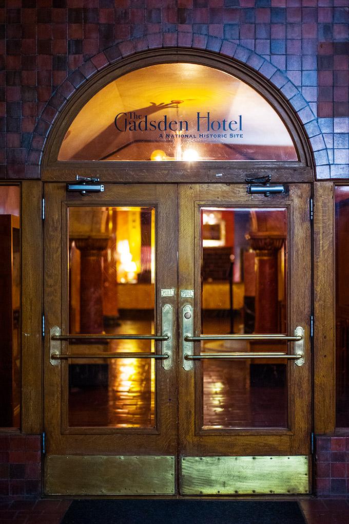 The Ghosts Of The Gadsden Hotel Speak To Us Douglas Az