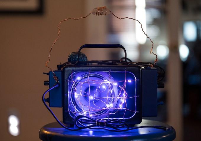 how to make a wonder box paranormal