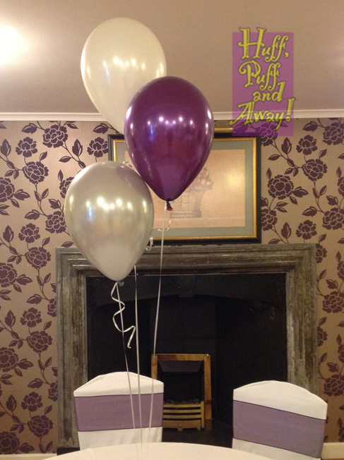 Huff House Huff Puff Balloons » Colour Combinations
