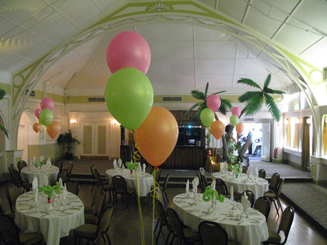 Golf Hotel Huff Puff Balloons » Colour Combinations