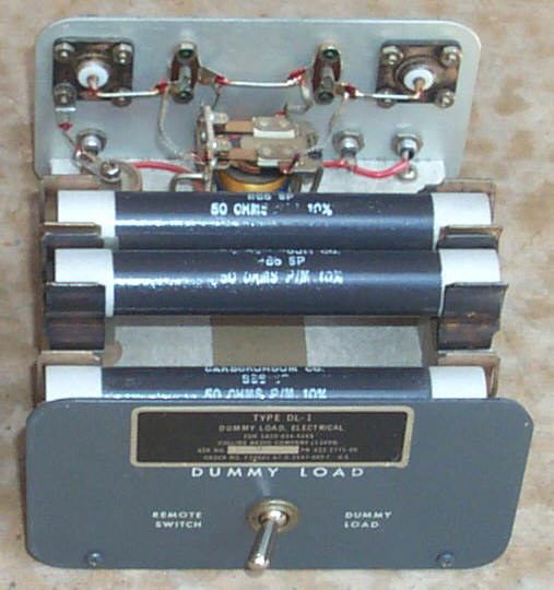 Dummy Collins Dl-1 Dummy Load