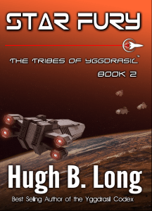 Star Fury - Book 2
