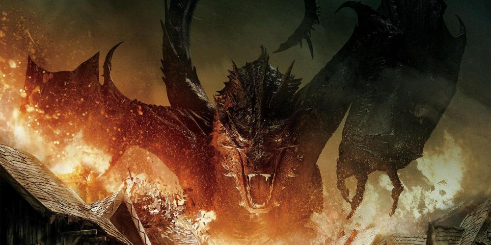 5.The Hobbit - The Battle of the Five Armies
