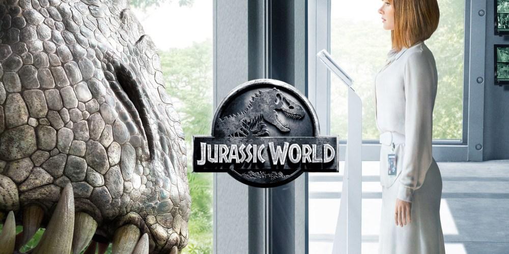 4. Jurassic World