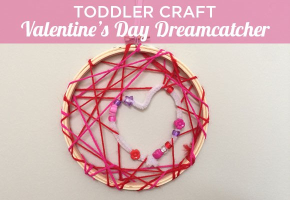 Valentine's Day Dreamcatcher