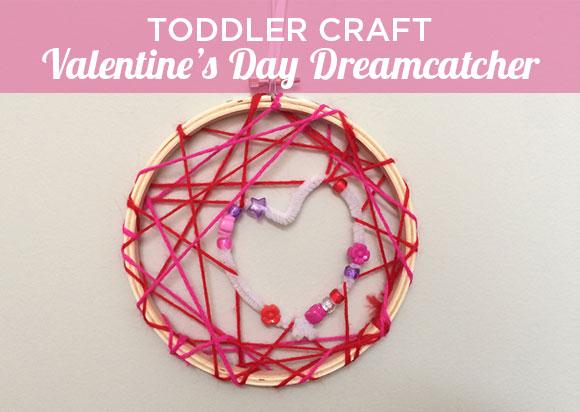 Valentine's Day Dreamcatcher