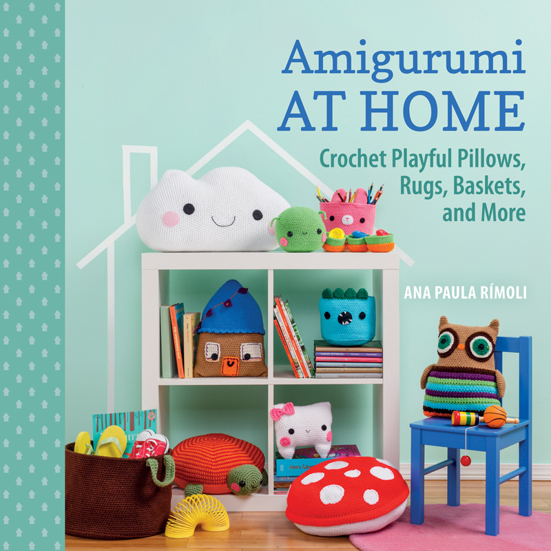 Book Review - Amigurumi at Home by Hugs are Fun