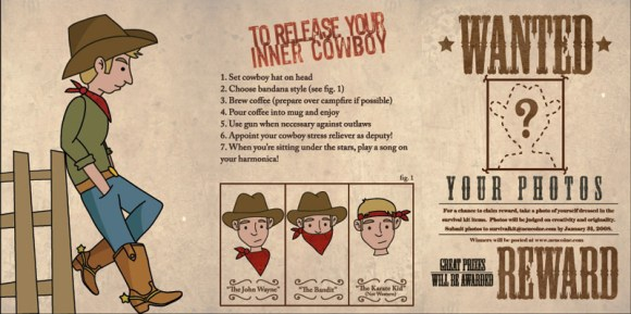 Cowboy Illustrations by Hugs are Fun