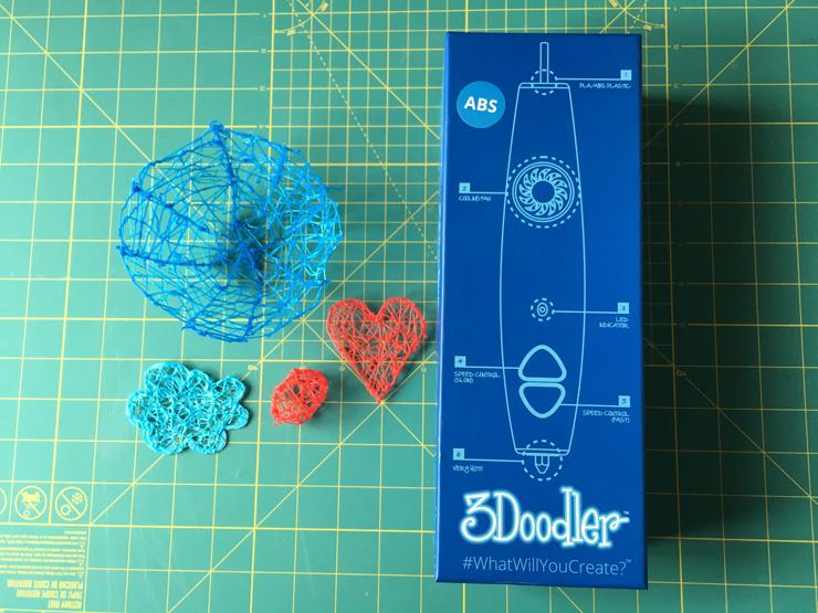 February TSNEM - 3D Doodler from Hugs are Fun