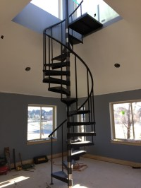 Ft. Clinton Update - The Spiral Staircase, Lighting & New ...