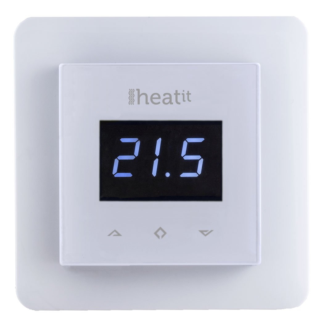 Smart Home Wandthermostat Heat It Wandthermostaat