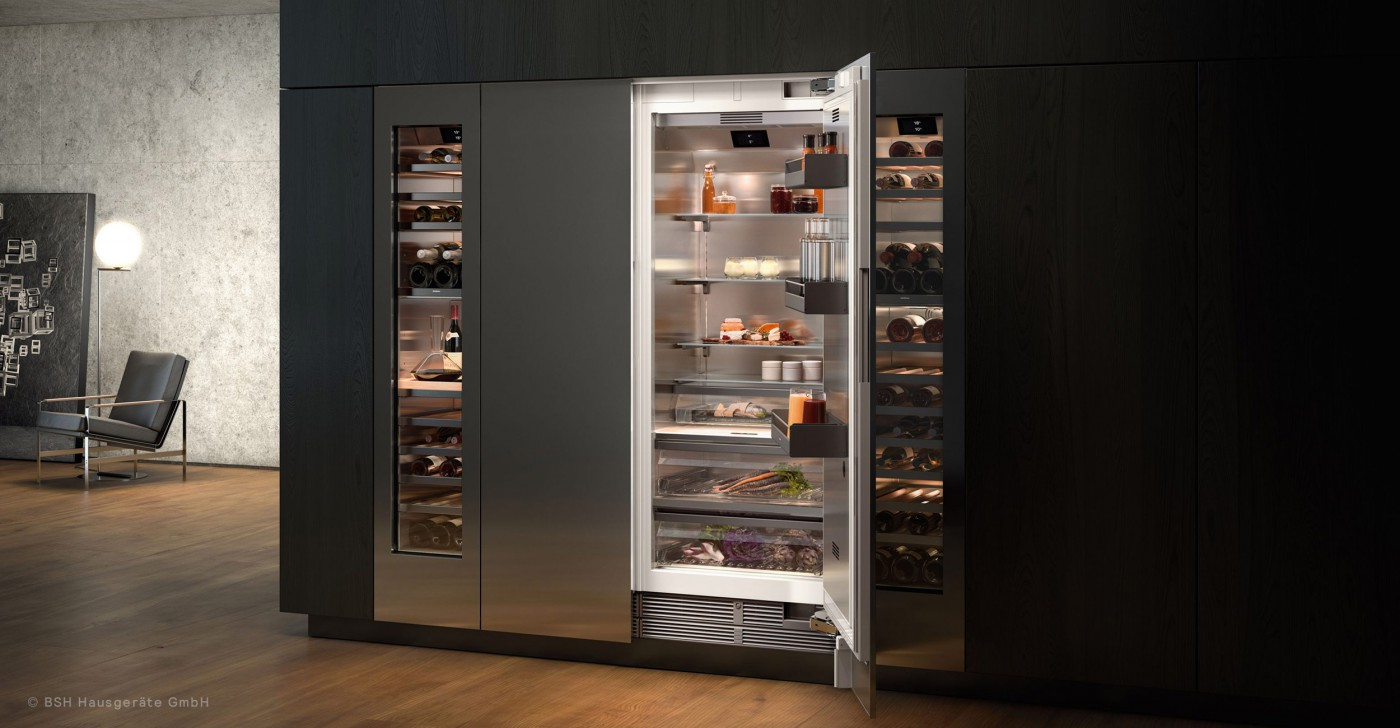 Gaggenau Küchenstudio Gaggenau Cases Hid Human Interface Design