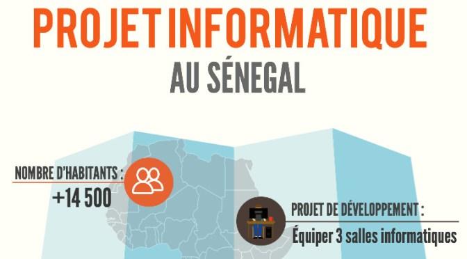 Présentation du projet informatique Sénégal, au Sine-Saloum !
