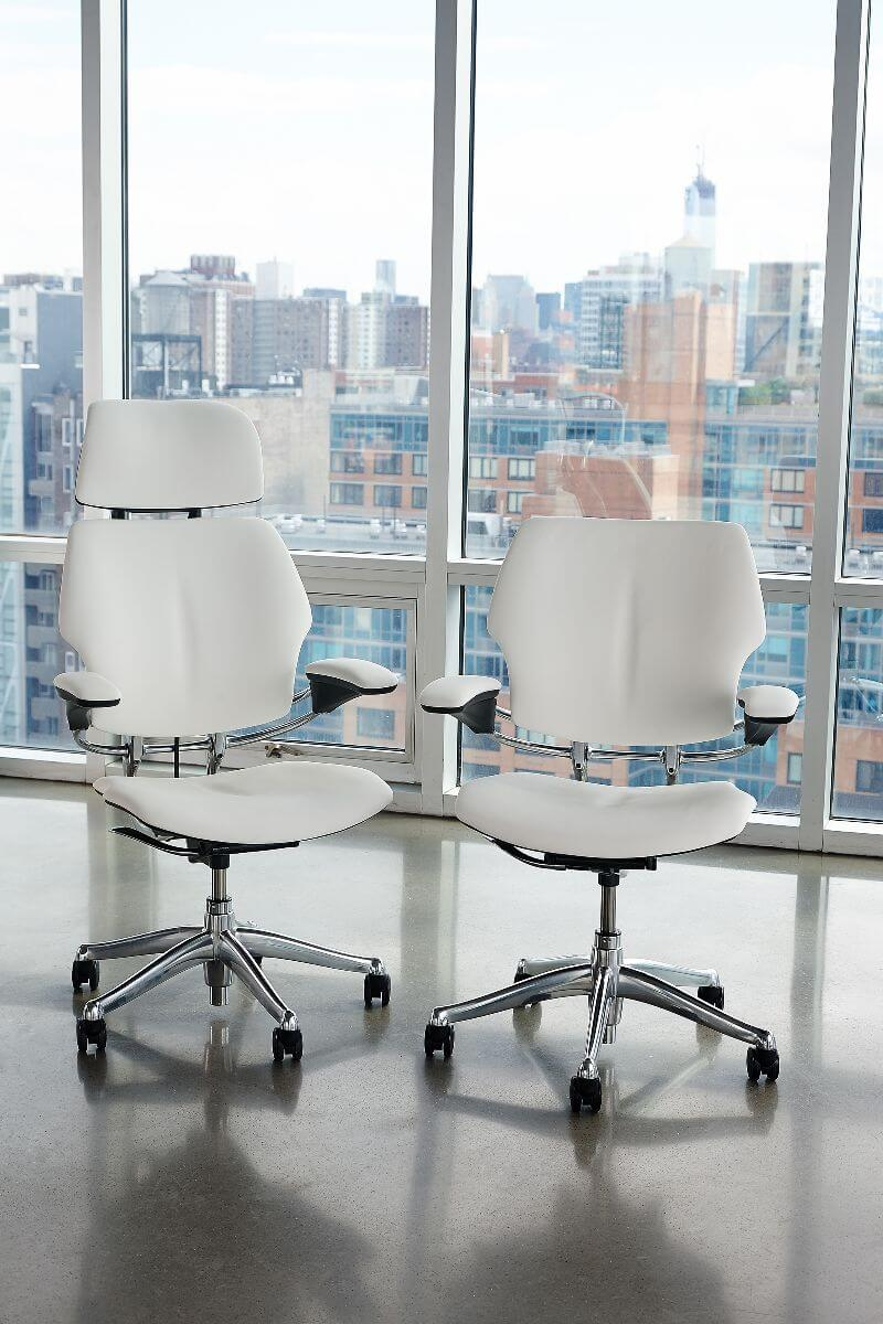 Freedom Furniture Head Office Ergonomic Executive Chair With Headrest Humanscale