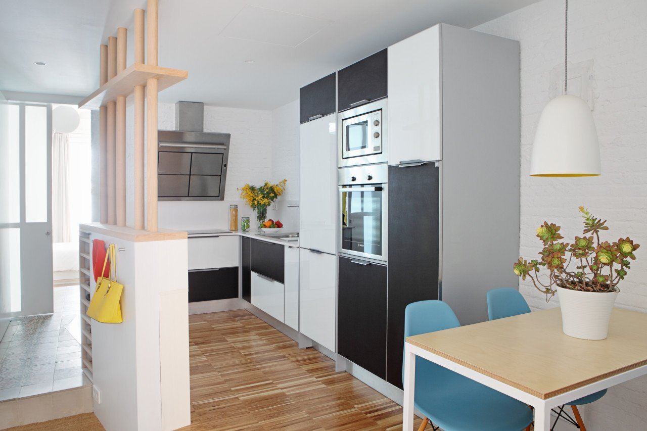 Micro Living Apartment Shared Micro Living In Barcelona Salva64