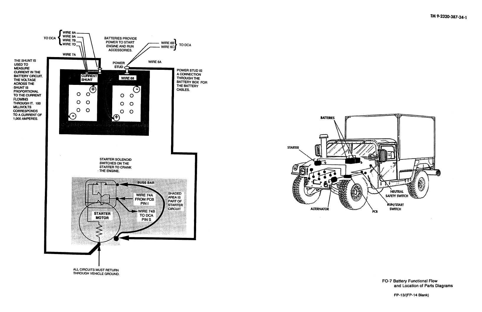ford 9000 vnr wiring diagram
