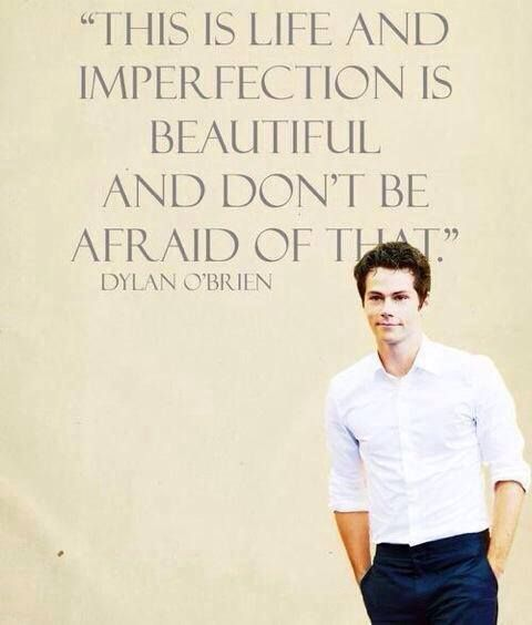 Secret Life Of Walter Mitty Quotes Wallpaper Dylan O Brien Quotes You Will Enjoy