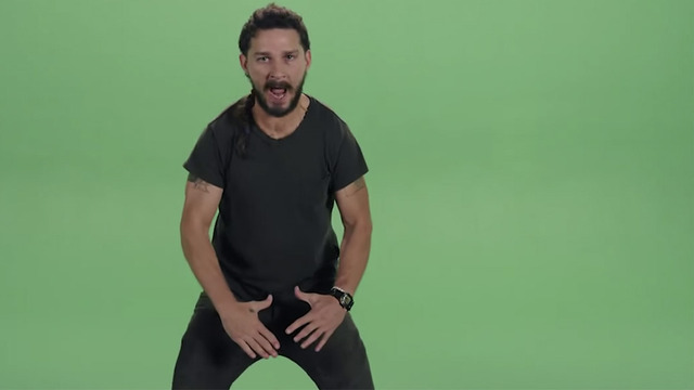 Just Do It Quote Wallpaper Shia Shia Labeouf Quot Just Do It Quot Meme Collection