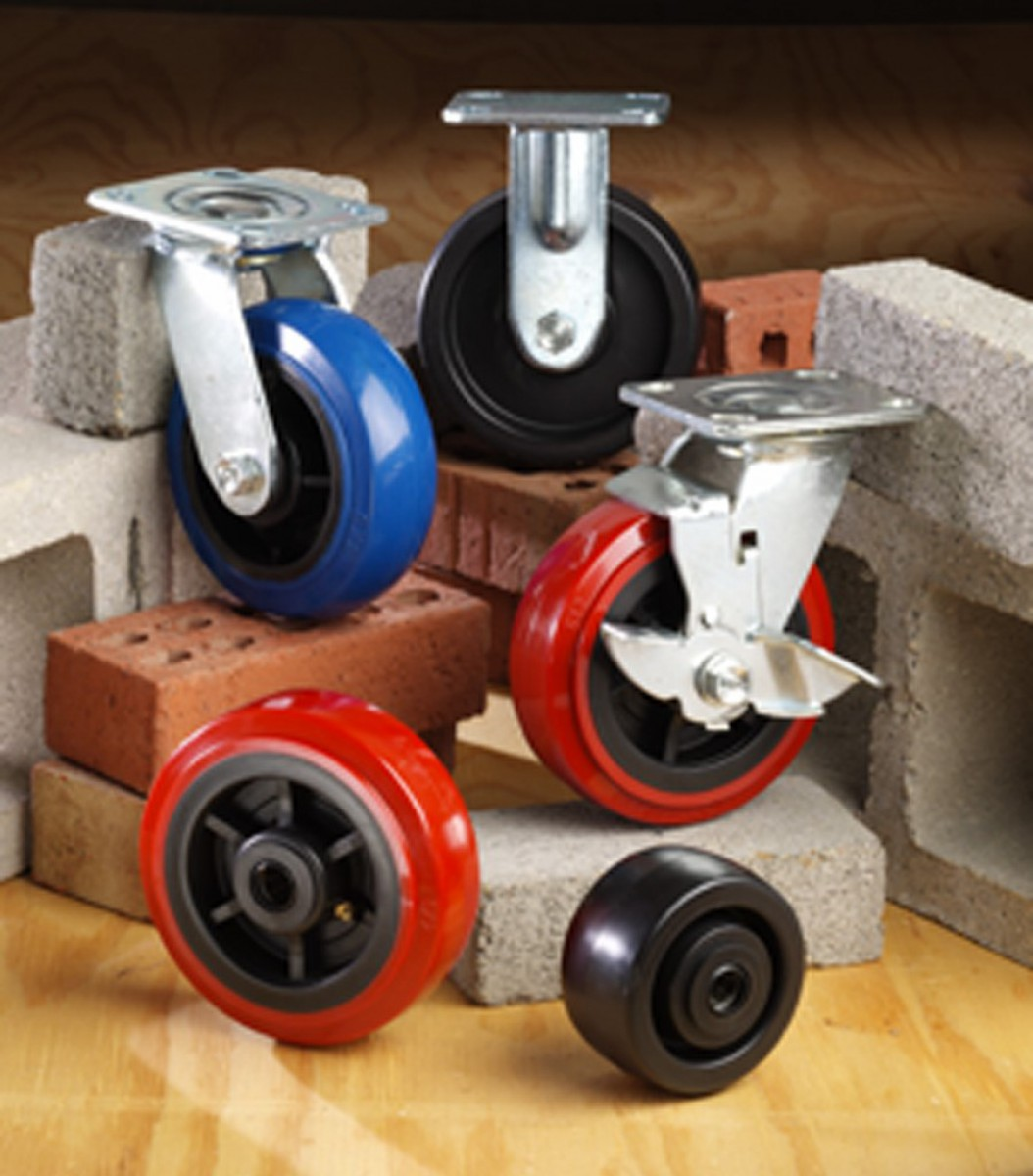 Casters And Wheels Industrial Casters And Caster Wheels Material Handling