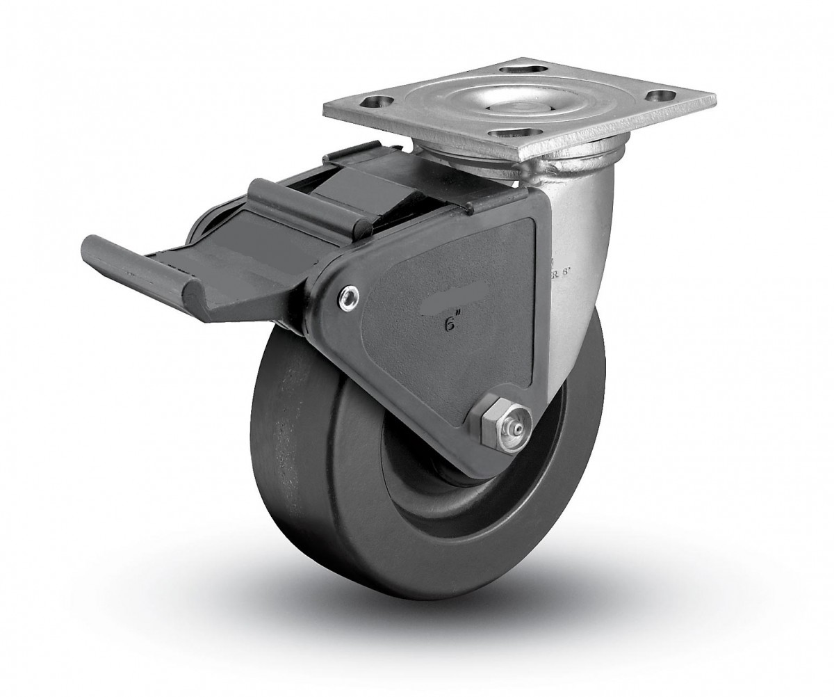 Casters And Wheels Casters With Brakes Braking Casters Locking Casters