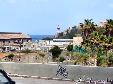 Jaffa near Abu Hassan