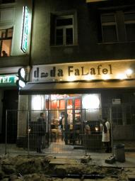 Berlin Dada Falafel