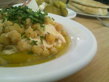 hummus from acre