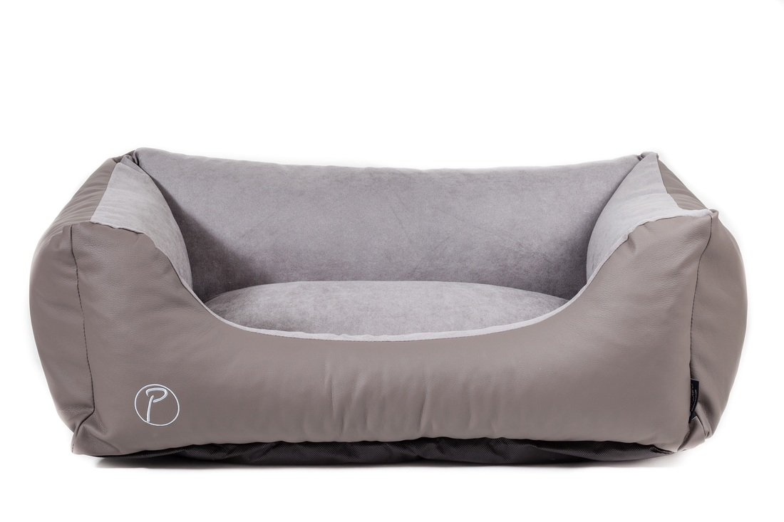 Petlando Manhattan Petlando Bed Manhattan Light Grey