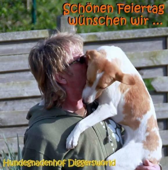 Werner und Bella