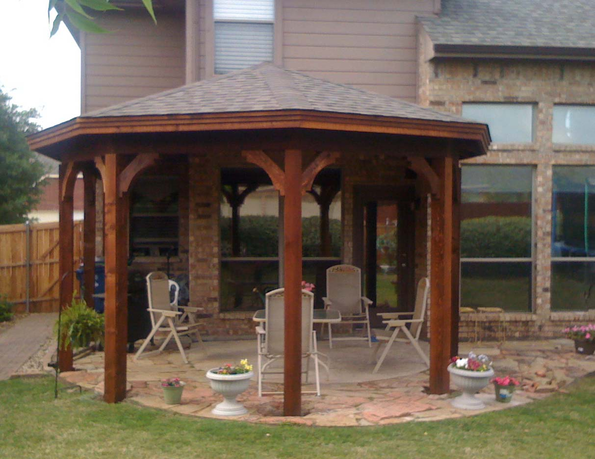 Cover Patio Pergola Gazebo Type Patio Cover In Mckinney Tx Hundt Patio Covers And Decks