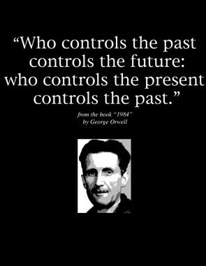 Compare 1984 by George Orwell to a Communist country?