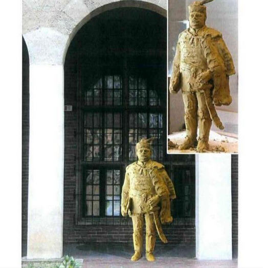 Proposed statue of Bálint Hóman Another hideous statue for a Horthy era poliician