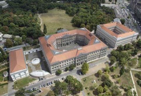 Miklós Zrínyi National Defense Academy where Ph.D.s were sold to Austrian officers