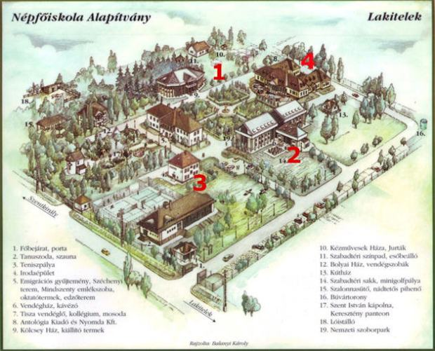 Plans for Sándor Lezsák's very own people's college in Lakitelek