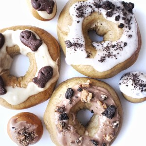 The Dough Bar Protein Doughnuts
