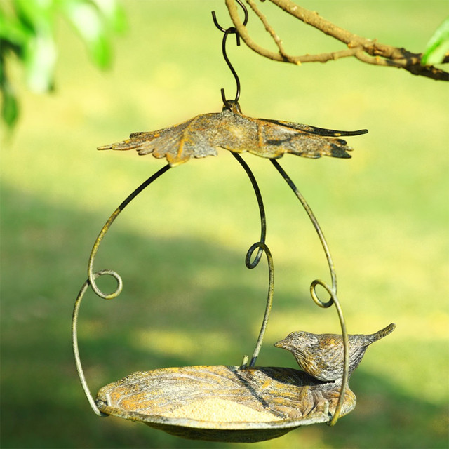 Cute Bird Feeders To Make Your Garden Beautiful !