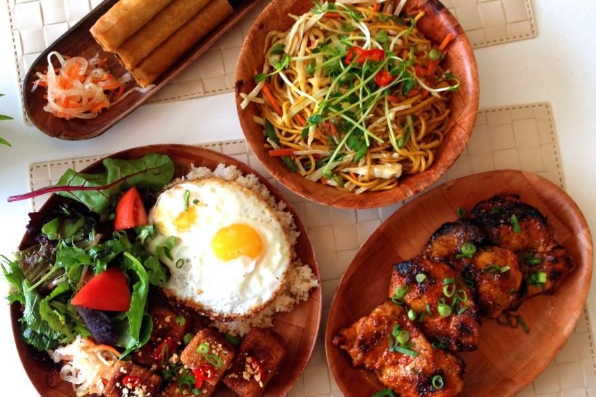 Filipino Feast at Lasa by Lamesa