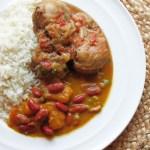 La Bandera Dominicana - Dominican Republic Staple Meal