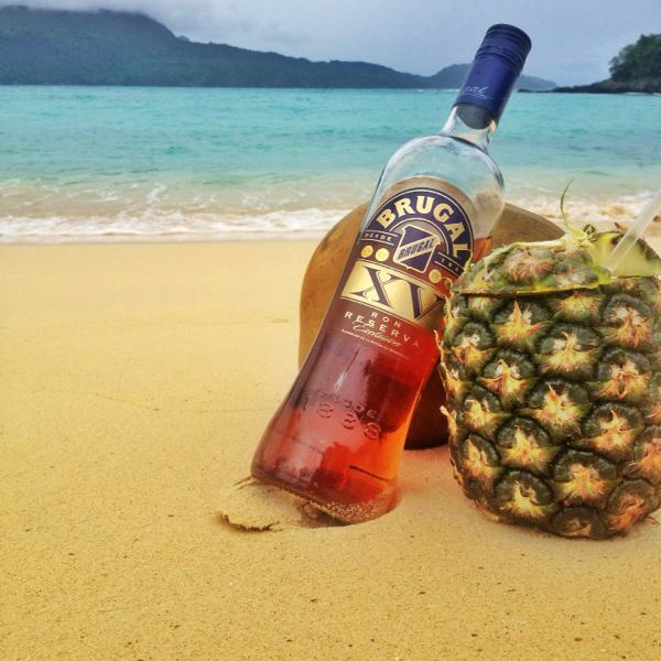 rum-brugal-pina-colada-playa-rincon-dominican-republic