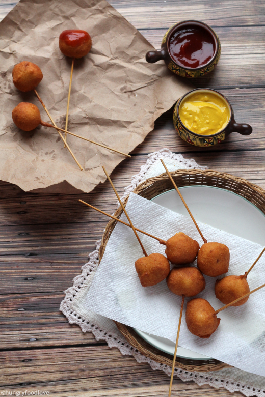 cheese-filled-corn-dog-pops