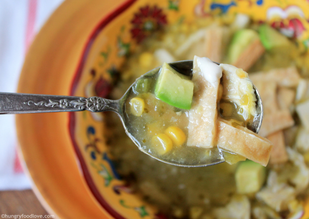 how to cook tomatillos for soup