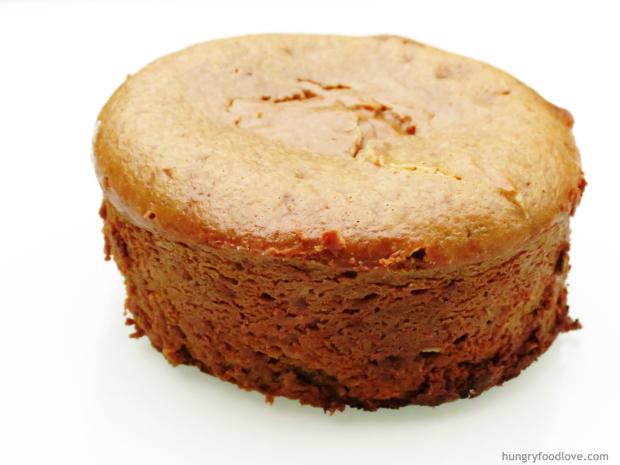 Dulce de Leche Molten Cake - Hungry Food Love