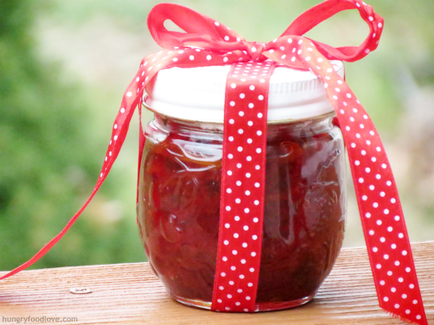 Red Pepper Marmalade