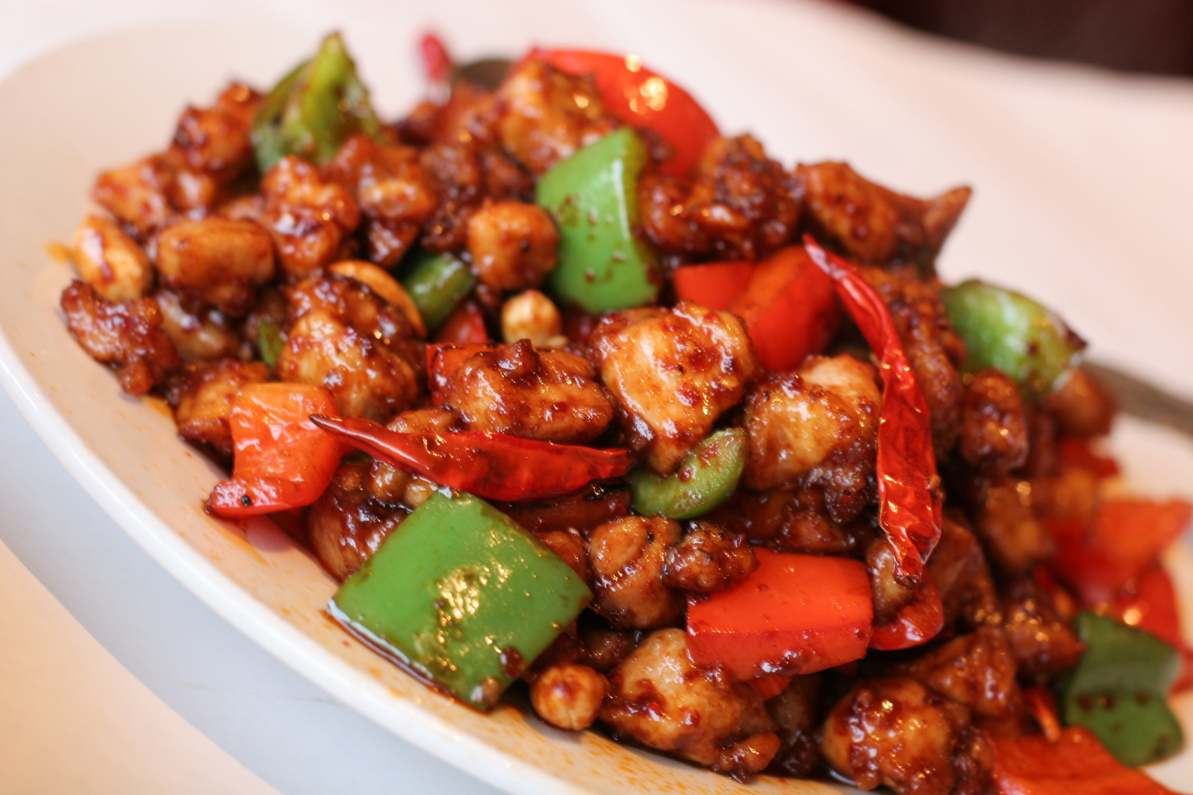 Hot Cuisine Wow Kung Pao Hungry Gerald